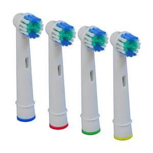 BROSSE A DENTS 20 têtes électriques de rechange de brosse de dent