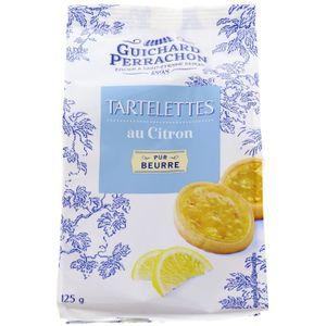 BISCUITS SECS GUICHARD PERRACHON Tartelettes au Citron - 125 g