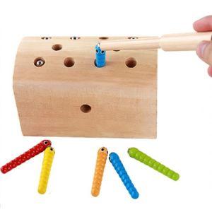 MALLETTE MULTI-JEUX Mallette - Coffret Multi-Jeux - Enfants en bois ma