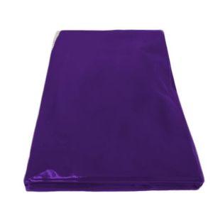 PROTÈGE MATELAS  Coton Housse pour futon double matelas - Violet pr