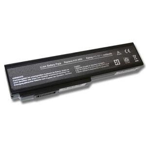 BATTERIE INFORMATIQUE Batterie pour Asus N53SV-SZ404V Ordinateur PC Port