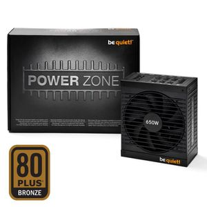 ALIMENTATION INTERNE Be Quiet! Alimentation PC Power Zone CM 650W - 80P