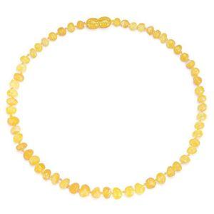 COLLIER AMBRE collier ambre bebe(Butterscotch)(33cm) - Forfait s