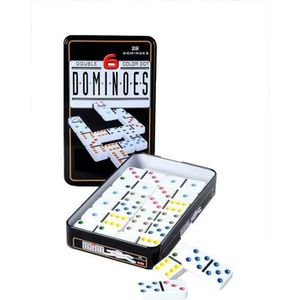DOMINOS Dominos - Engelhart - Grand Jeu de Dominos colorés