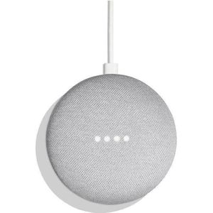 ASSISTANT VOCAL GOOGLE Home Mini US - Blanc - Enceinte avec Assist