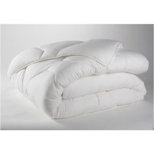 COUETTE Couette 220x240 Blanche 400g/m2