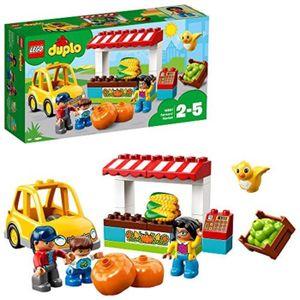 ASSEMBLAGE CONSTRUCTION Jeu D'Assemblage LEGO JM0ON 10867 DUPLO Town Situé