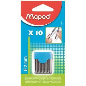 RAPPORTEUR - COMPAS MAPED - Etui-mines pour tous les compas à mine 2mm
