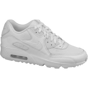 BASKET Baskets Nike Air Max 90 Mesh Gs 833418-100 Enfant
