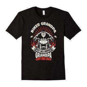T-SHIRT Cadeau pour homme drôle Cool Tee Shirt Mens Biker