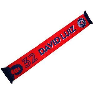 MAILLOT DE FOOTBALL Echarpe PSG - David Luiz - Paris Saint Germain
