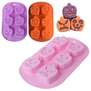 MOULE  Moule Halloween Moule Silicone Bonbons Au Chocolat