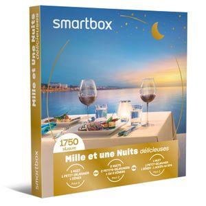 COFFRET SÉJOUR SMARTBOX - Coffret Cadeau - Mille et une nuits dél