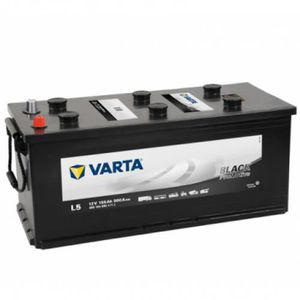 BATTERIE VÉHICULE Batterie de démarrage Varta Promotive Black MAC154