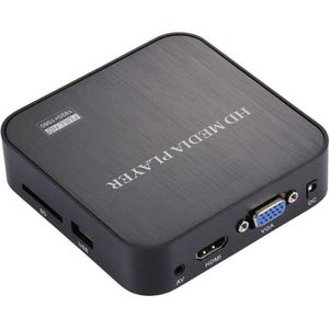 LECTEUR MULTIMÉDIA Passerelle Multimédia Lecteur Vidéo 1080p HDMI Clé