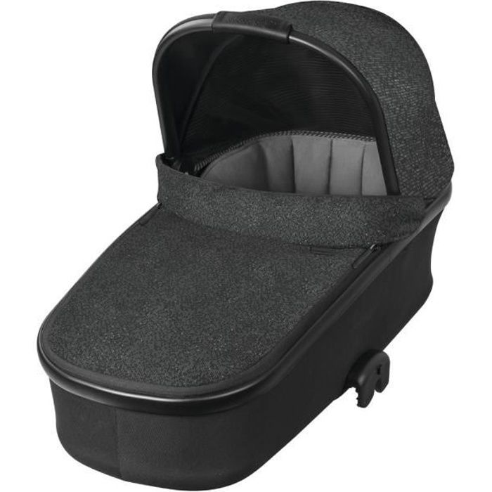 BEBE CONFORT Nacelle souple Oria - Triangle Black