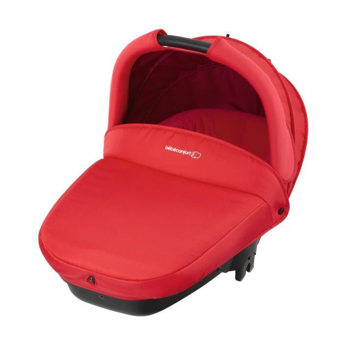 BEBE CONFORT Nacelle Compacte - Red Orchid