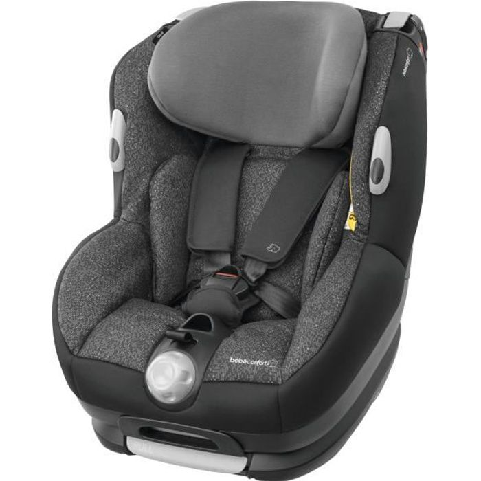 BEBE CONFORT Siège auto Opal groupe 0+/1 - Triangle Black