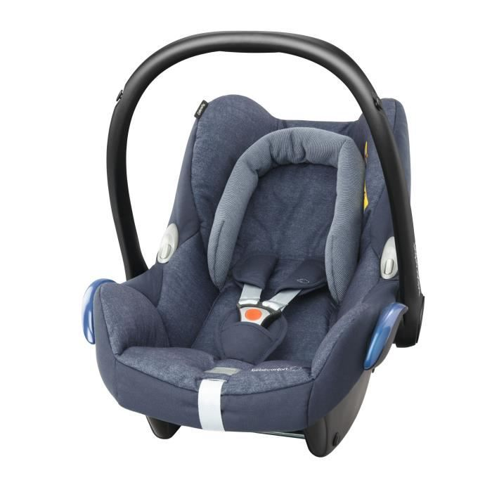 BEBE CONFORT Siège auto Cabriofix Groupe 0+ - Nomad Blue