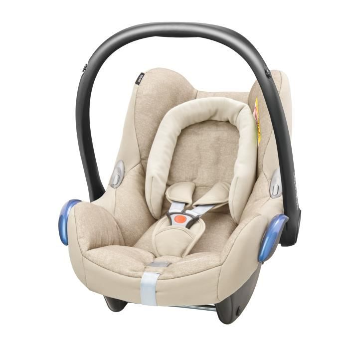 BEBE CONFORT Siège auto Cabriofix Groupe 0+ - Nomad Sand