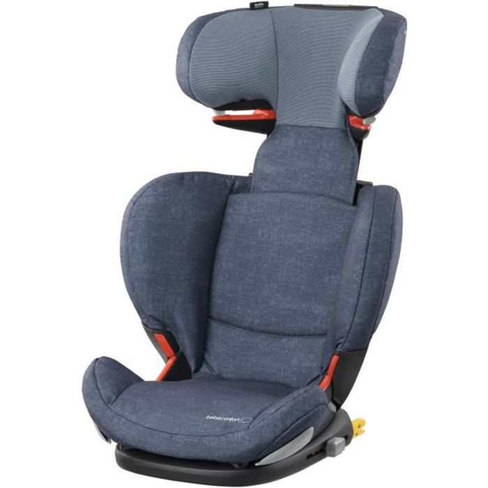 BEBE CONFORT Siège auto Rodifix AirProtect Groupe 2/3 - Isofix - Nomad Blue