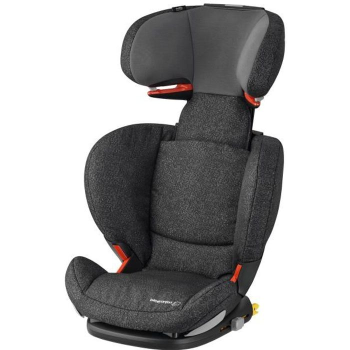 BEBE CONFORT Siège auto Rodifix AirProtect Groupe 2/3 - Isofix - Triangle Black