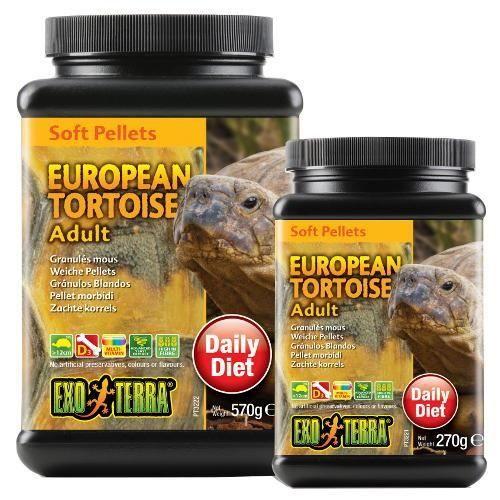 Nourriture Tortue Européenne Adulte de EXO TERRA