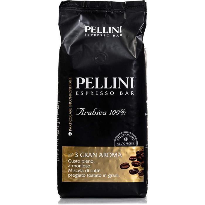 Pellini Espresso Gusto Bar N. 3 Gran Aroma, en grains 1 kg