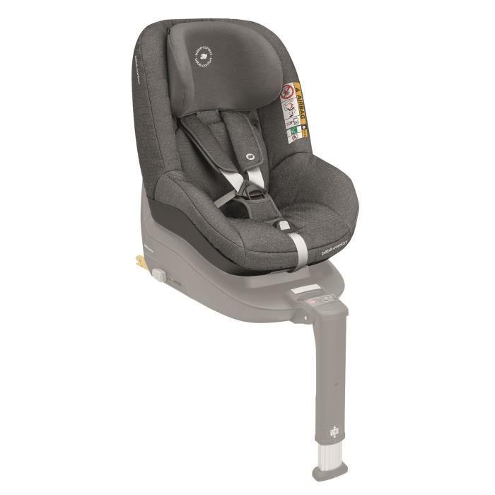 BEBE CONFORT Siège auto Pearl Smart - I-SIZE Sparkling Grey