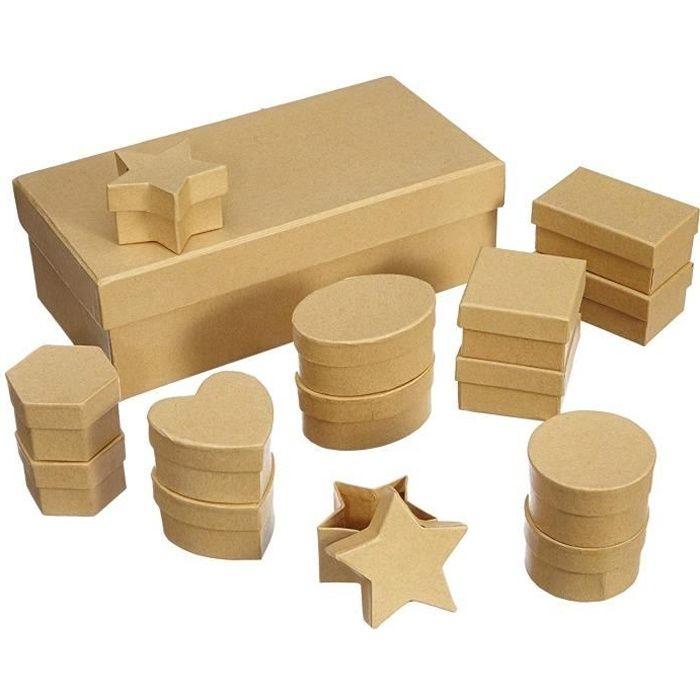 Folia 31510 - COMMUTATEUR KVM - Boîte emballage cadeau Carton emballage cadeaux - Emballages cadeaux (Boîte emballage cadeau,