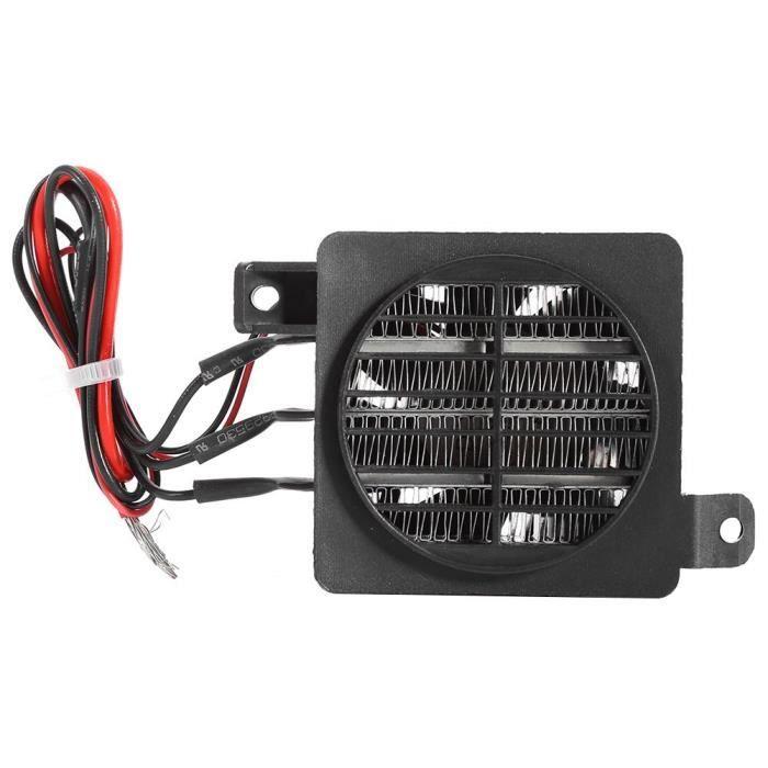 Incubateur de chauffage de petit espace de chauffage de voiture de ventilateur de PTC à température constante (24V 150W)_DBA