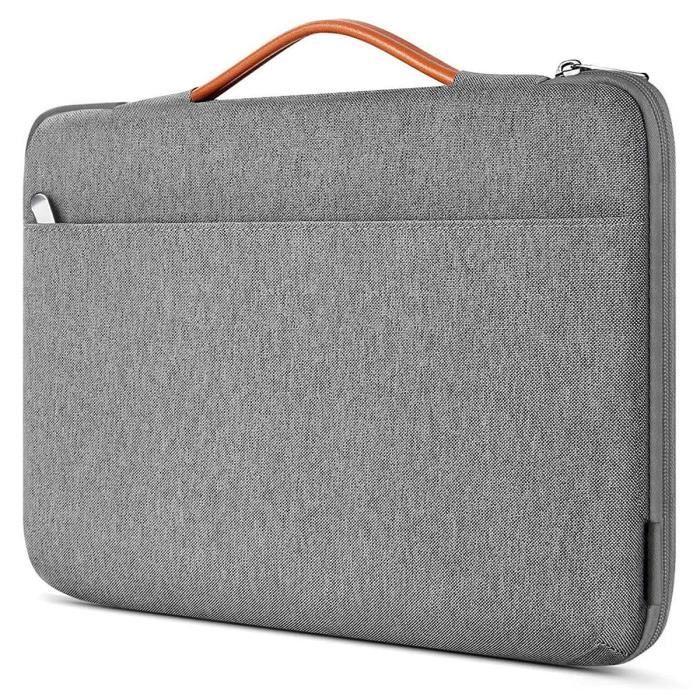 Sacoche de Protection et Transport (S-Gris Clair) pour ordinateur Portable HP Envy 13-