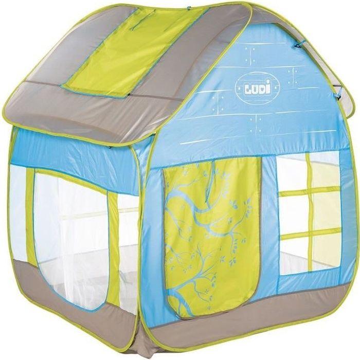 LUDI Tente d'Activité Ma Cabane -Cottage-