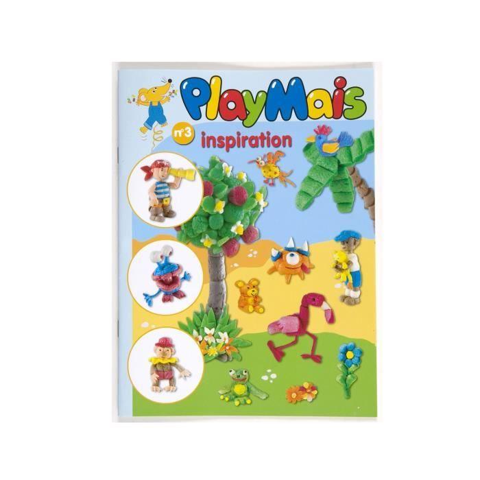 PLAYMAIS Book inspiration n°3