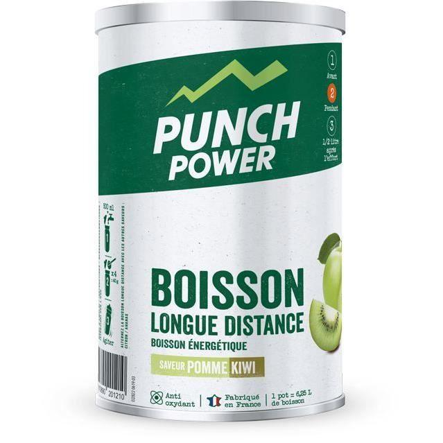PUNCH POWER BOISSON LONGUE DISTANCE POMME KIWI - POT 500 G