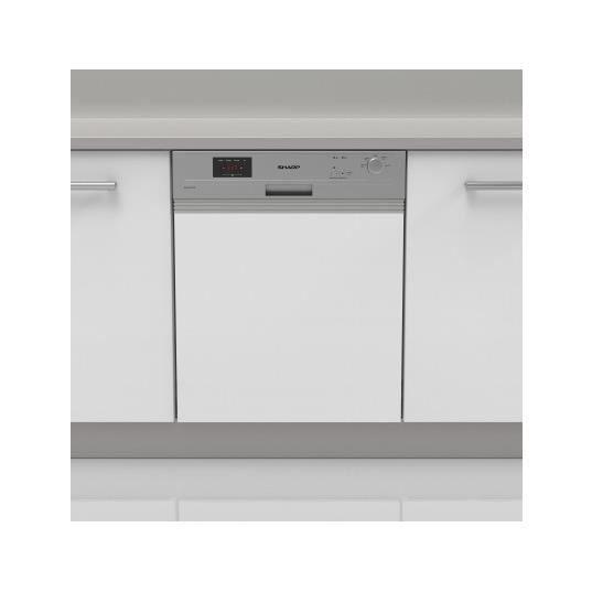 Lave vaisselle integrable 60 cm QW-GX13S47ES