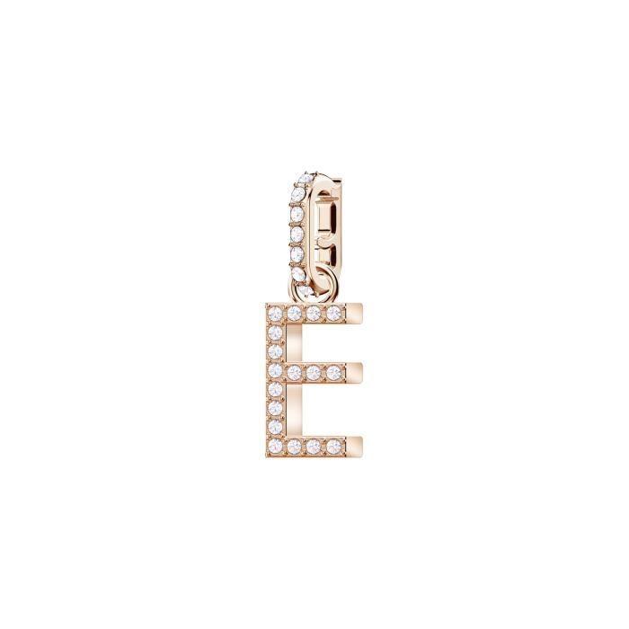 Bague - Anneau - Swarovski - Charm Swarovski Collection Remix E rosé
