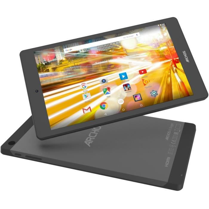 archos tablette tactile 80 oxygen 8 full hd 2go ram. Black Bedroom Furniture Sets. Home Design Ideas