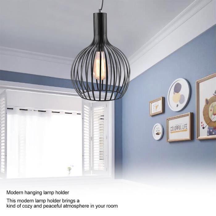 Liux E27 Suspension Plafonnier Moderne Luminaire Lampe Cuisine