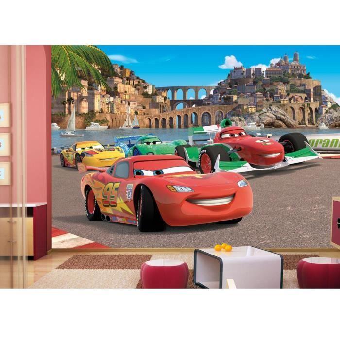 Cars 2 papier peint