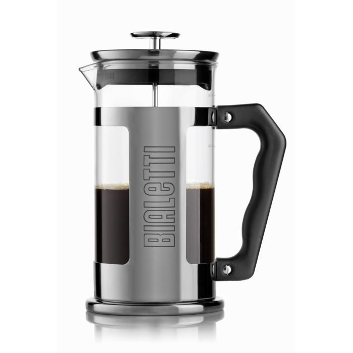 bialetti cafeti re piston new french press 1 5l achat vente cafeti re th i re cdiscount. Black Bedroom Furniture Sets. Home Design Ideas