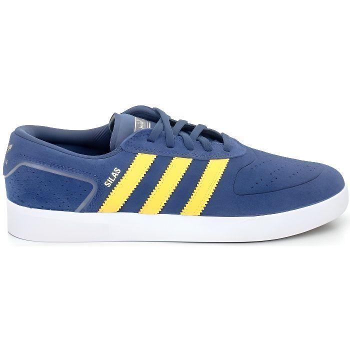 chaussure adidas homme bleu