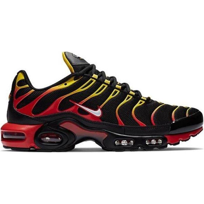 Baskets Nike Air Max Plus TN Noir - Cdiscount Chaussures