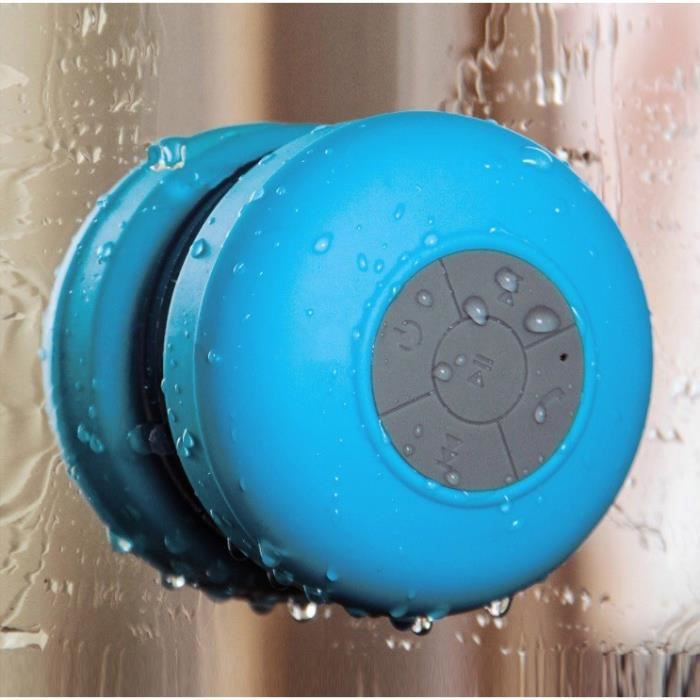 ENCEINTE NOMADE Enceinte Waterproof Bluetooth pour ALCATEL A3 XL S