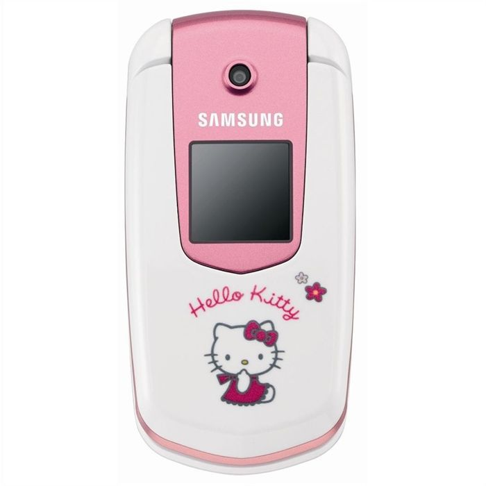 samsung sgh e2210 hello kitty achat t l phone portable. Black Bedroom Furniture Sets. Home Design Ideas