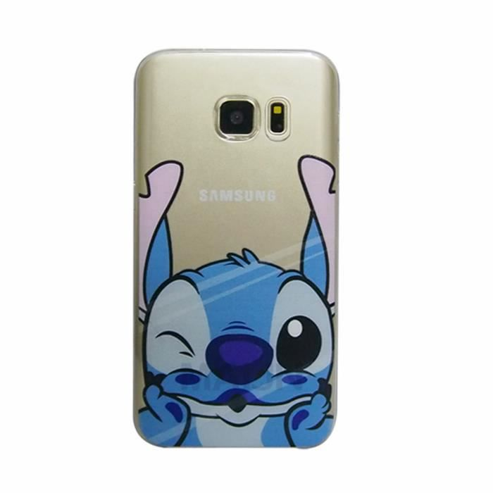 coque samsung j3 2016 disney stitch