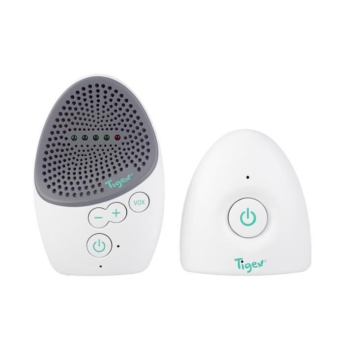 ÉCOUTE BÉBÉ TIGEX Babyphone EASY PROTECT