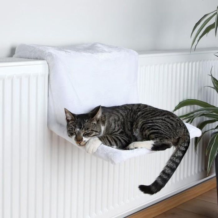 hamac de radiateur pour chat achat vente corbeille. Black Bedroom Furniture Sets. Home Design Ideas