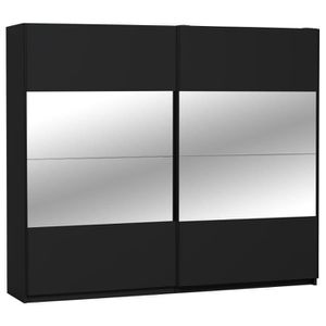 armoire lingere achat vente armoire lingere pas cher cdiscount. Black Bedroom Furniture Sets. Home Design Ideas