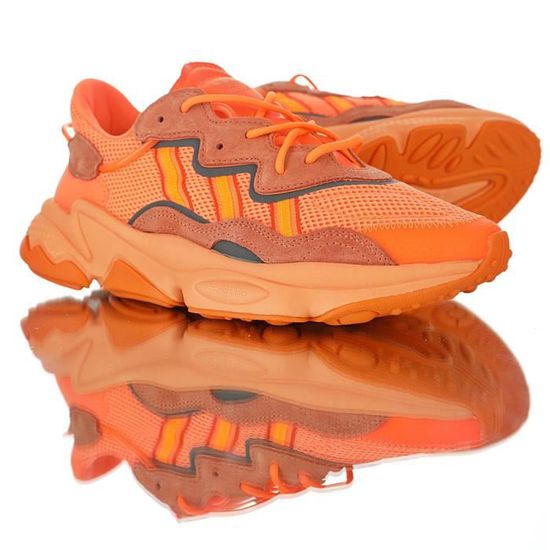 Baskets Adidas Ozweego adiPRENE Chaussures Orange Orange ...